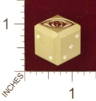 Dice : MINT21 ACE PRECISION BRASS CATS EYE