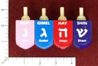 Dice : MINT49 JEWISH EDUCATIONAL TOYS WOODEN