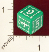 Dice : MINT19 GAMESTATION CUSTOM OLD ENGLISH 01