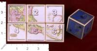 Dice : MINT30 PRINT AND PLAY PRODUCTIONS DISCOVERY PLAYER 2 DICE 01