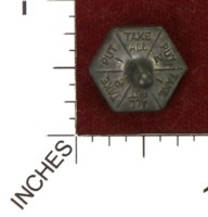 Dice : D06 UNKNOWN STEEL PUT AND TAKE SPINNER 01