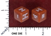 Dice : MINT50 UNKNOWN CHINESE BASEBALL