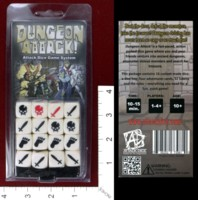 Dice : MINT39 ATTACK DICE DUNGEON ATTACK
