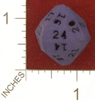 Dice : MINT25 SHAPEWAYS FRIZ ISODIE 02 HOLLOW 01
