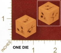 Dice : MINT26 SHAPEWAYS OBTURONIUS ECONO DIE 01