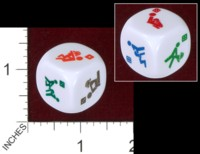 Dice : MINT39 UNKNOWN CHINESE ADULT
