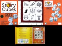 Dice : MINT46 GAMEWRIGHT RORYS STORY CUBES MAX