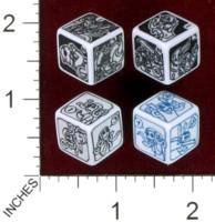 Dice : MINT39 TINDERBOX ENTERTAINMENT FOR MODEST MEDUSA