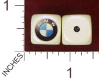 Dice : MINT29 YAK YAKS BMW BAVARIAN MOTOR WORKS 01