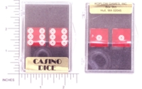 Dice : MINT1 KOPLOW CASINO 01