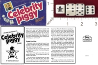 Dice : MINT20 E S LOWE PETER MARSHALLS CELEBRITY PIGGY