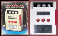 Dice : THINGS DEVICES CHUCK A LUCK