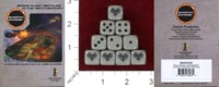 Dice : MINT40 FORGECRAFT GAMES QUANTUM EXPANSE HESSIAN CONFEDERATION
