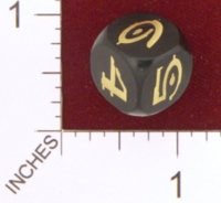 Dice : MINT22 UNCONVENTIONAL DICE HALO 01