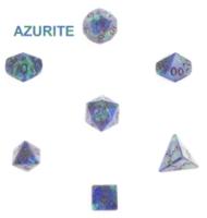 Dice : STONE MULTI CRYSTAL CASTE AZURITE