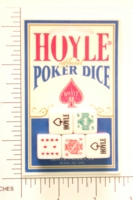 Dice : MINT4 D6 POKER HOYLE