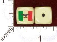 Dice : MINT29 YAK YAKS ITIALIAN WAR FLAG 01