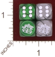 Dice : MINT28 JSPASSNTHRU CHRISTMAS BELLS 01