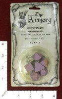 Dice : MINT42 ARMORY 01
