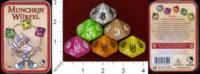 Dice : MINT33 STEVE JACKSON GAMES PEGASUS SPIELE MUNCHKIN WURFEL 01
