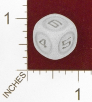 Dice : MINT25 SHAPEWAYS DIZINGOF SMOOTH D6 01