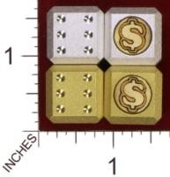 Dice : MINT32 ACE PRECISION DOLLAR SIGN 01
