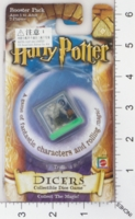 Dice : MINT17 MATTEL HARRY POTTER DICERS TROLL 01