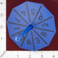 Dice : MINT24 CRYSTAL CASTE SPINNER 04