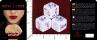 Dice : MINT45 KHEPER LUCKY SEX DICE