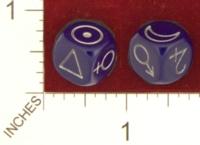 Dice : MINT21 CRYSTAL CASTE ODD 03 PLANETS