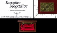 Dice : MINT46 LION IMPORT EXECUTIVE MEGADICE