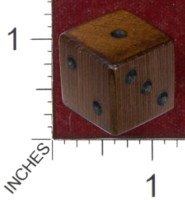 Dice : MINT36 GRYPHON DESIGN STUDIOS REDWOOD 110 YEARS OLD