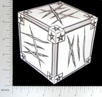 Dice : PAPER D06 Q-WORKSHOP DICE DESIGN CONTEST NOVEMBER 2007 BARTOSZ PAWELVYK 01 CLAWMARKS