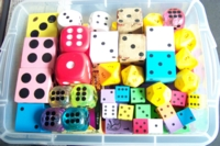 Dice : CONTAINERS FOAM