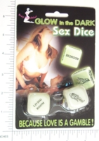 Dice : SEX SEXY NOVELTIES 01