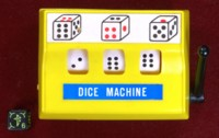 Dice : THINGS DEVICE DICE MACHINE