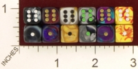 Dice : MINT27 CHESSEX 2011 08