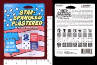 Dice : MINT47 ICUP STAR SPANGLED PLASTERED