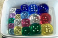 Dice : CONTAINERS GLASS 2