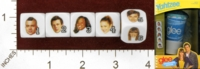 Dice : MINT28 USAOPOLY GLEE COLLECTORS EDITION YAHTZEE 01