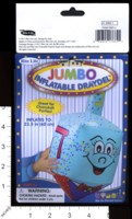 Dice : MINT33 RITE LITE JUMBO INFLATABLE DRAYDEL 01