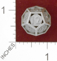 Dice : MINT24 SHAPEWAYS CLSN OPEN 12 SIDED DIE 01
