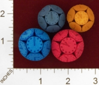 Dice : MINT23 SHAPEWAYS OPRESCO DODCLOCK 01