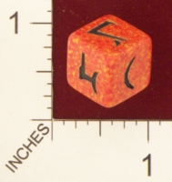 Dice : MINT19 CHESSEX CUSTOM KLINGON FOR RPGSHOP 01