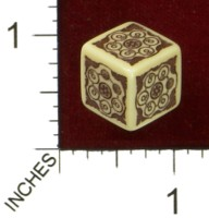 Dice : MINT43 TINDERBOX ENTERTAINMENT DICE EMPIRE SERIES 1 GUNSLINGER