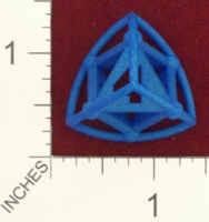 Dice : MINT24 SHAPEWAYS FRIZ TETRASPHERE 01