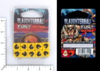 Dice : MINT56 FROG THE WHAT GAMES SLAUGHTERBALL FURY