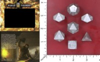 Dice : MINT52 NORSE FOUNDRY MAGNESIUM