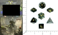 Dice : MINT55 NORSE FOUNDRY PIETERSITE HAWKS EYE