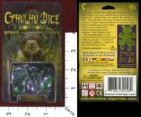 Dice : MINT31 STEVE JACKSON GAMES CTHULHU DICE 04